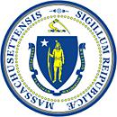 Massachusetts State Logo
